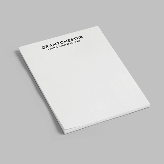 Mystery Watchlist-Notepads-Grantchester Police Constabulary-02-Angled-543px