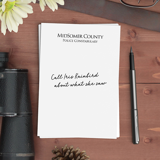 Mystery Watchlist-Notepads-Midsomer County Police Constabulary-03-Composition-543px