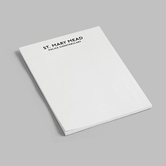 Mystery Watchlist-Notepads-St Mary Mead Police Constabulary-02-Angled-543px